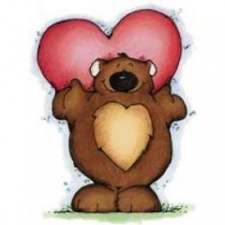 All Heart Bear