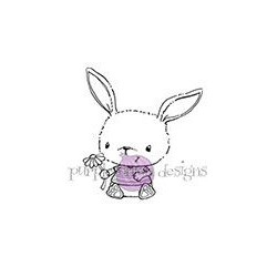 Chloe (Sitting Bunny with...