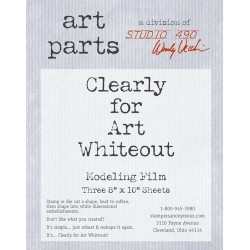Clearly for Art - Whiteout