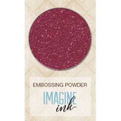 Embossing Powder - Garnet