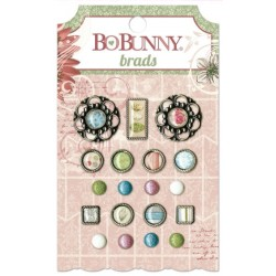Garden Journal iCandy Brads