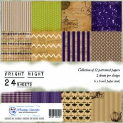 Fright Night 6x6 Paper Pack