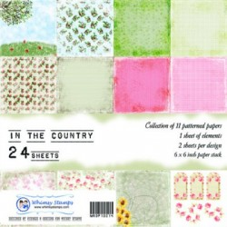 In the Country 6x6 Paper Pack