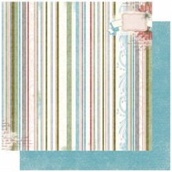 Garden Journal - Stripe