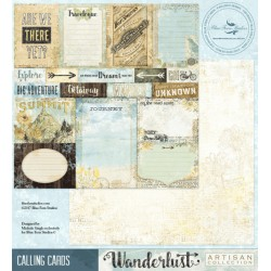 Wanderlust - Calling Cards