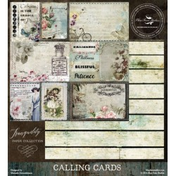 Tranquility - Calling Cards