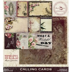 Timeless - Calling Cards