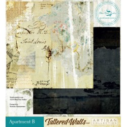 Tattered Walls - Apartment B