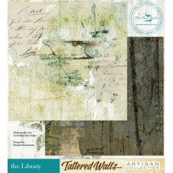 Tattered Walls - The Library