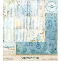 Seaside Cottage - Whitewash