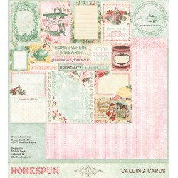 Homespun - Calling Cards