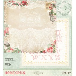 Homespun - Crafty