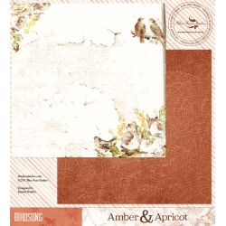 Amber & Apricot - Birdsong