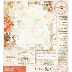 Amber & Apricot - Busy Bees