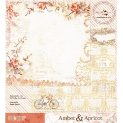 Amber & Apricot - Friendship
