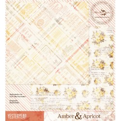 Amber & Apricot - Yesteryear