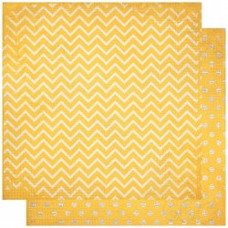 Buttercup Chevron