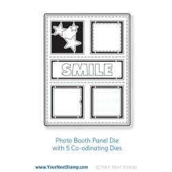 Photo Booth Panel Die Set