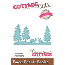 Forest Friends Border