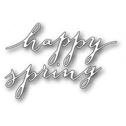 Freehand Happy Spring