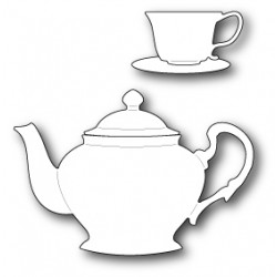Ornate Tea Set