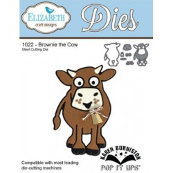 Brownie the Cow
