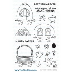 All Aboard - Spring Carts