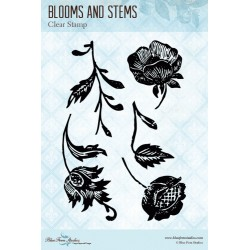 Blooms and Stems Stamp Set