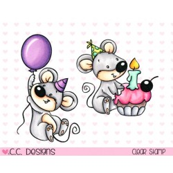 Birthday Mice