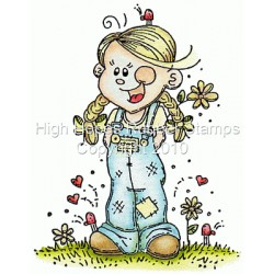 A Girl in her Overalls *NEU*