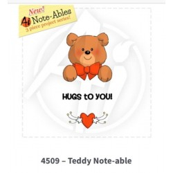 Teddy Note-able