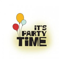 Birthday Bash - Time to Party