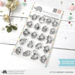 Little Monkey Agenda