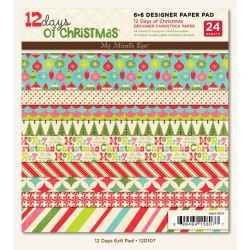 12 Days - 12 Days Paper Pad