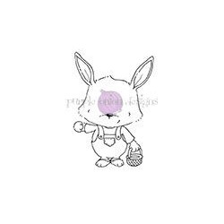 Riley (Rabbit with Basket)