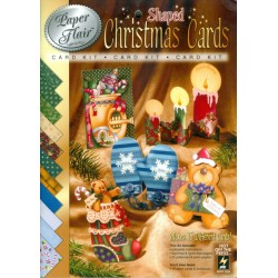 Card Kit Shaped Christmas...