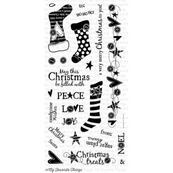 LJD Stitched Stockings