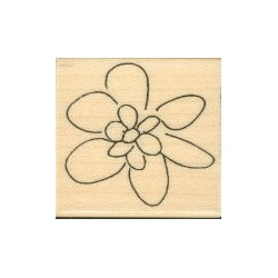 Outline Flower